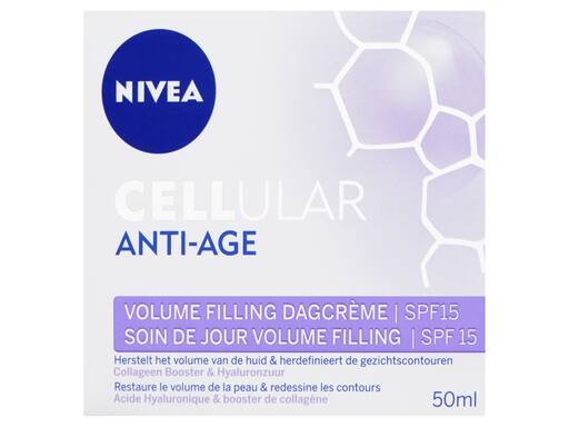 NIVEA Cellular Volume Filling Dag Creme | 50ml 1