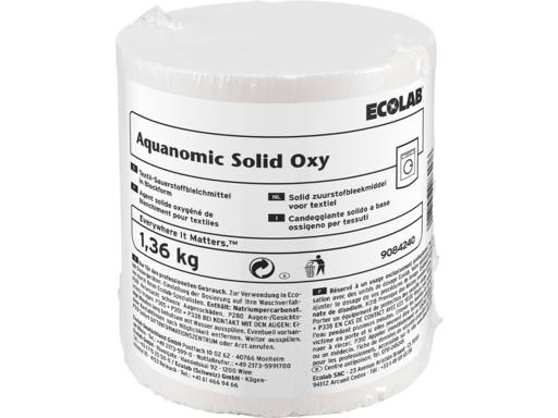 ECOLAB  Aquanomic Solid Oxy | 1.36kg 1