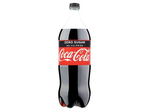 COCA COLA Zero Sugar | 1500ml 1