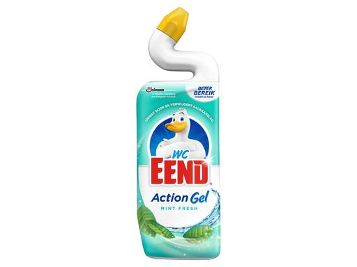 WCEEND Toiletreiniger Action Gel Mint Fresh | 750ml 1