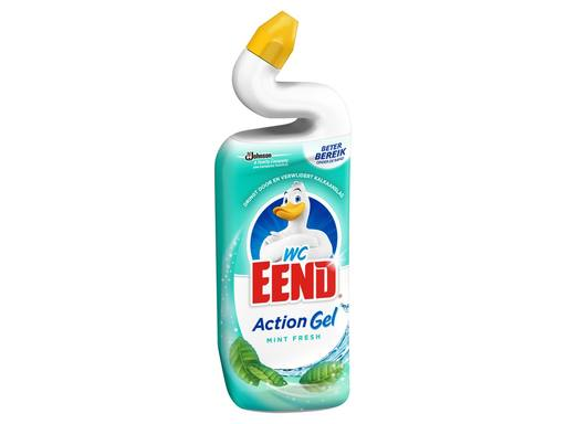 WCEEND Toiletreiniger Action Gel Mint Fresh | 750ml 2