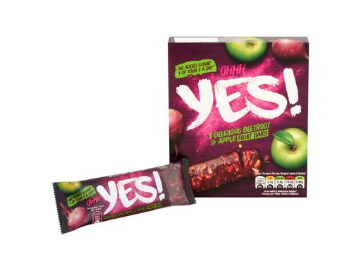 YES! Rode Biet & Appel Fruitreep 3-pack | 3x32gr 1