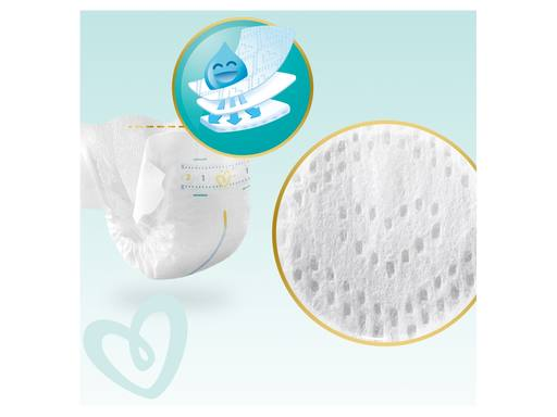 PAMPERS Premium Protection Luiers Key Size Xl Maat 6 | 19st 3