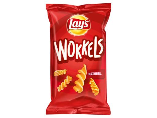 LAY`S Wokkels Naturel Chips | 100gr 1