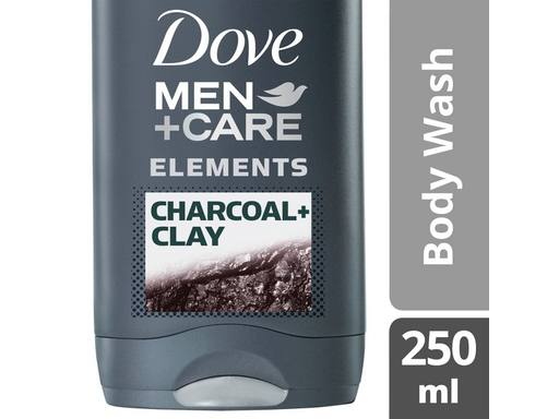 DOVE Men Shower Charcoal & Clay | 250ml 1