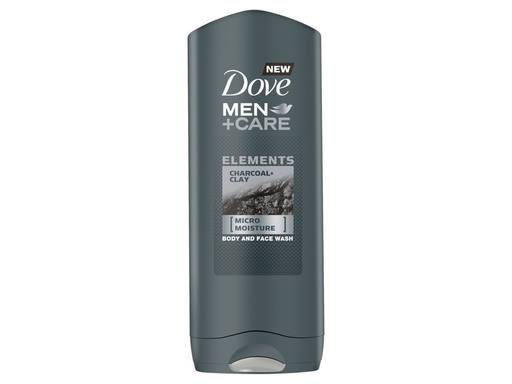 DOVE Men Shower Charcoal & Clay | 250ml 2