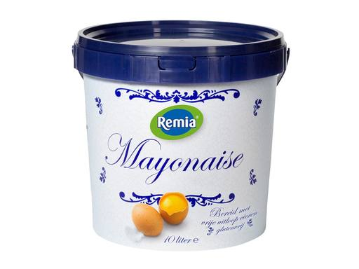 REMIA Mayonaise Original 80% | 10ltr 1