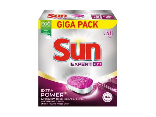 SUN All-in One Tabs Extra Power | 58tabs 3