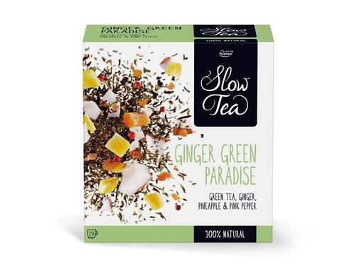 PICKWICK Slow Tea Green Ginger Paradise | 25x2.7gr 2