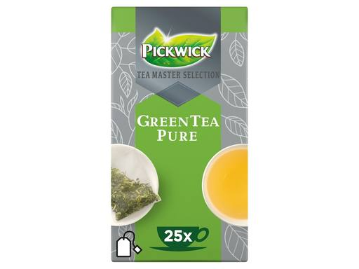 PICKWICK Tea Master Selection Green Tea Pure Thee | 25x2gr 1