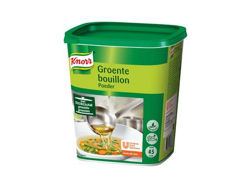 KNORR Groentebouillon Authentiek Poeder | 900gr 1