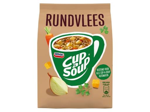 CUP A SOUP Vending Rundvlees tbv Dispenser | 40x140ml 2