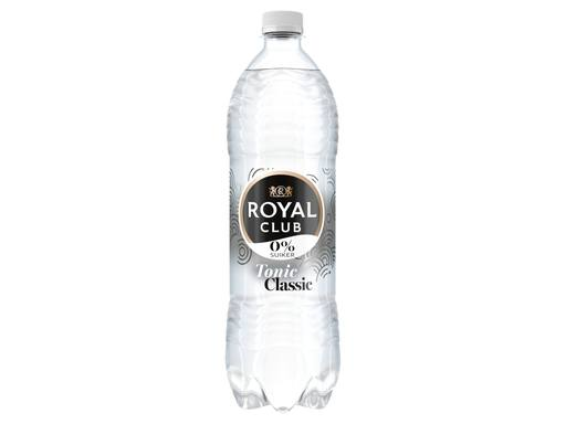 ROYAL CLUB Tonic Classic 0% Suiker | 1000ml 1