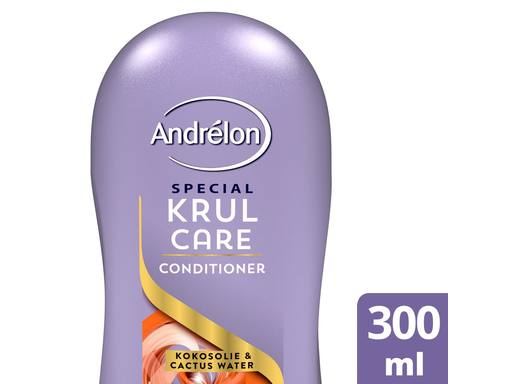 ANDRELON Special Conditioner Sulfvrij Krul | 300ml 1