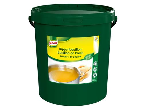 KNORR Kippenbouillon Authentiek Poeder | 10kg 1